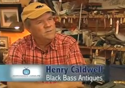 Henry Caldwell Store Owner